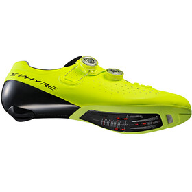 Shimano S-Phyre SH-RC9 - Zapatillas - amarillo